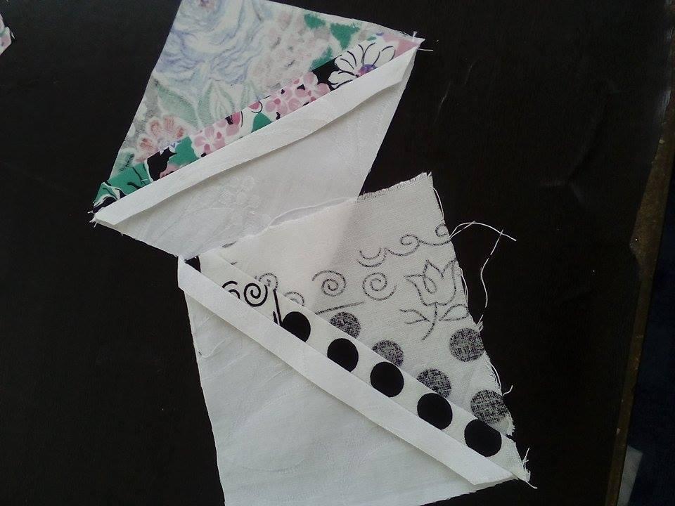 Patchwork négyszög